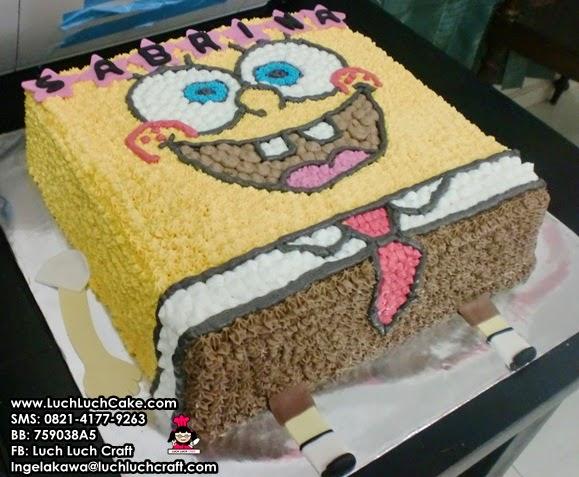 pesan kue tart ulang tahun desain sendiri