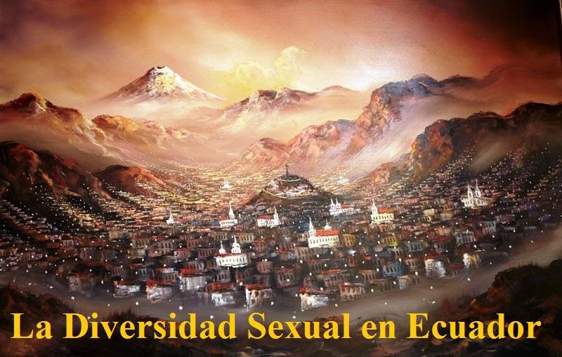 DIVERSIDAD SEXUAL EN ECUADOR
