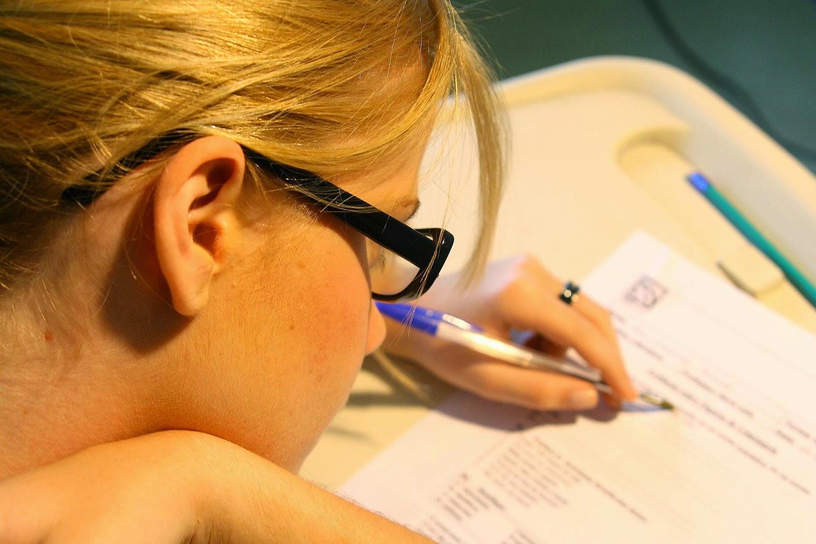 Estresse de Vestibular como prevenir