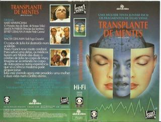 TRANSPLANTE DE MENTES (1986)
