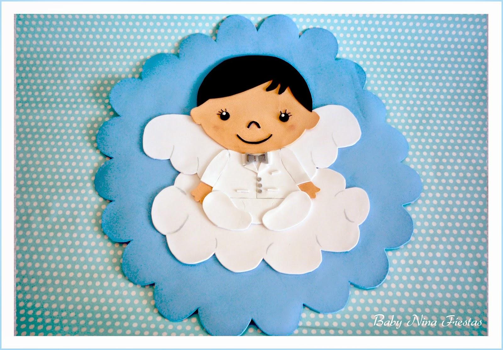 Baby nina fiestas bautizo de tiago - Trajes de angelitos para ninos ...