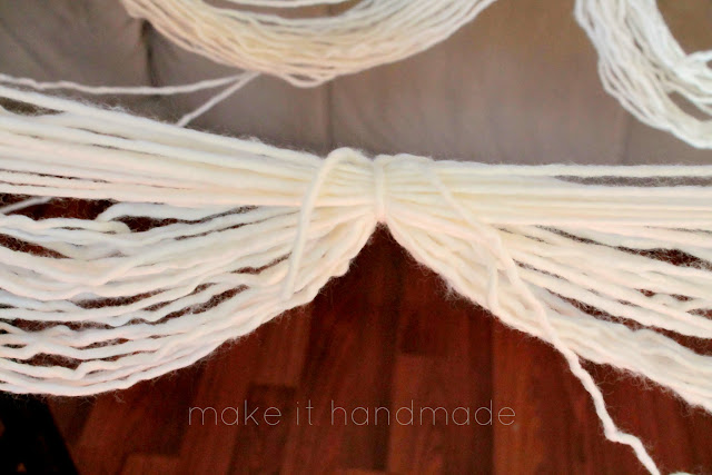 Dye yarn safely and easily with your toddler. Great for knitting, crafts, or a fun rainy day activity. Tutorial by Make It Handmade