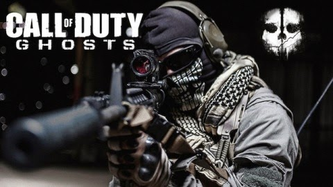 Call of Duty Ghosts Key generator