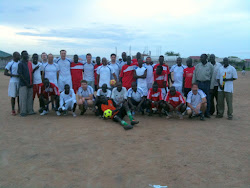 Babel FC and Gudele Football Club