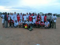 Babel FC and Gudele Football Club