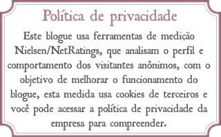 Política de privacidade