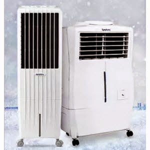 Paytm :Air Coolers (Symphony , Kenstar , Maharaja) Extra 20% Cashback Starting Rs. 4050  : Buy To Earn