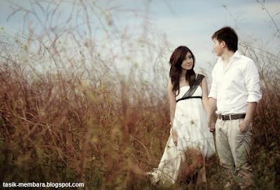 Tips Memotret Prewedding Outdoor Yang Mengagumkan