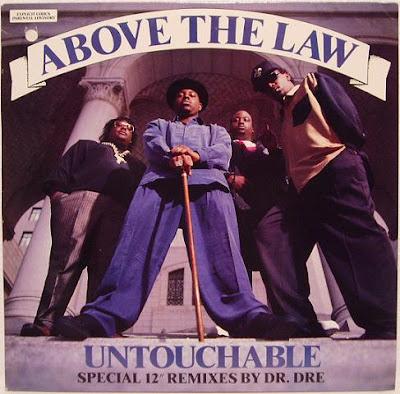 Above The Law – Untouchable (VLS) (1990) (320 kbps)