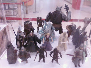 Queensbay Mall,Penang, Lord of the Rings, role playing, Nazrul, Hobbits, Elves, Sam, Gandalf, Frodo
