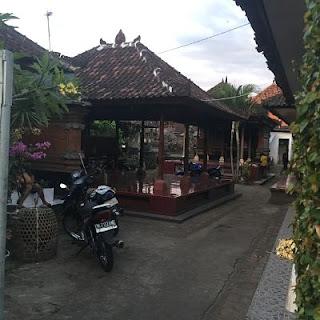 Bali. Casa.