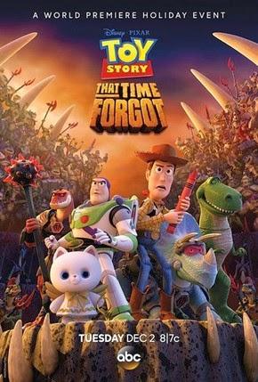 Toy Story: Esquecidos pelo Tempo – Dublado (2014)