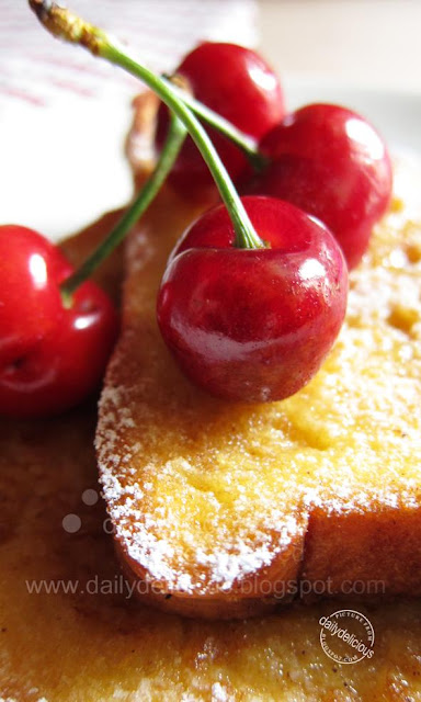 French Toast: Good and Happy morning!!