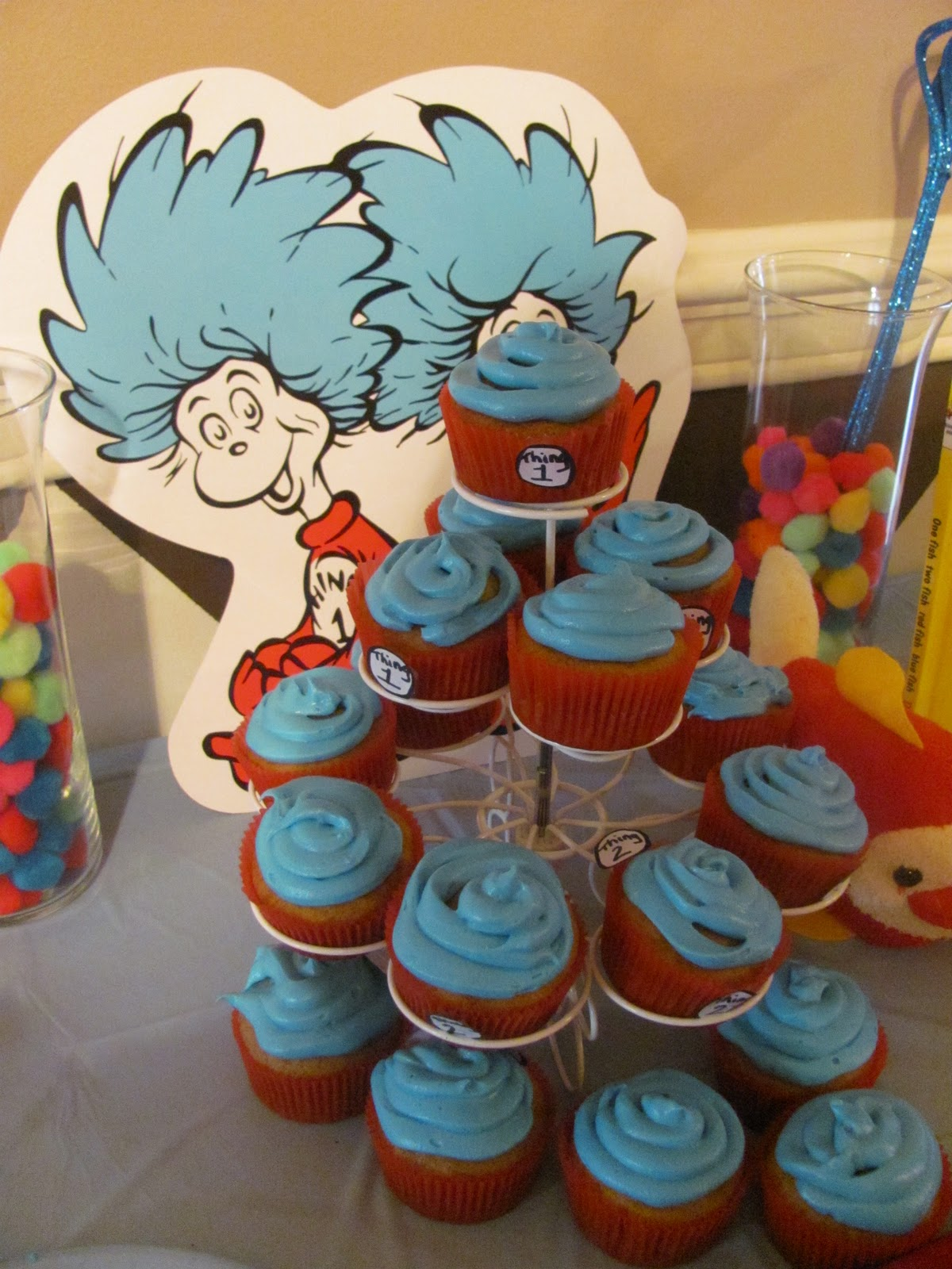 lit l stressed a lot blessed Dr Seuss Baby Shower