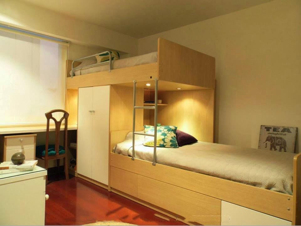apartamentos decorados e dormitorio para adolescentes