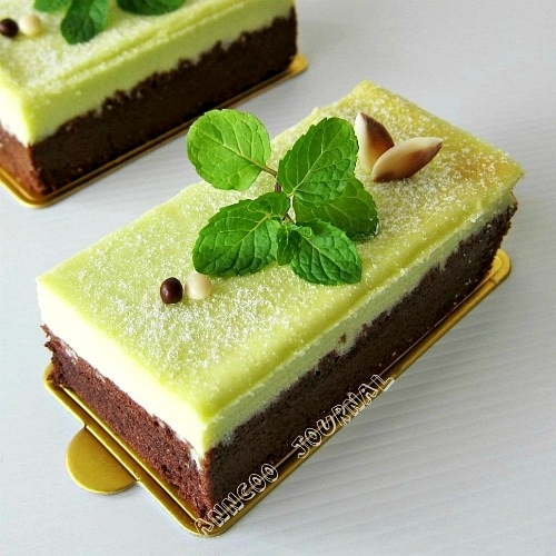 Chocolate Mint Cheesecake | Anncoo Journal - Come for Quick and Easy ...