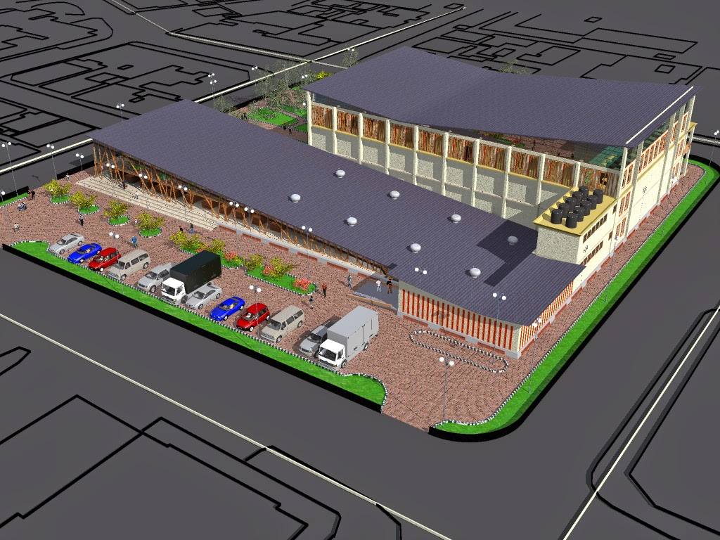 111 A New Market Square In Mbeya