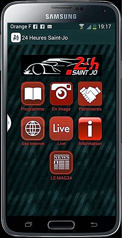 L'APPLICATION ANDROID