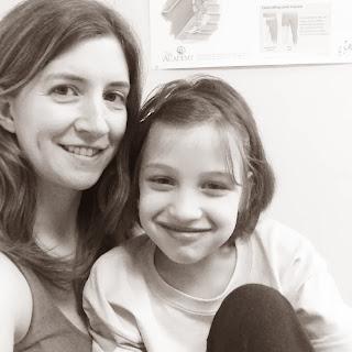 Lora Lyon y su hija Valerie