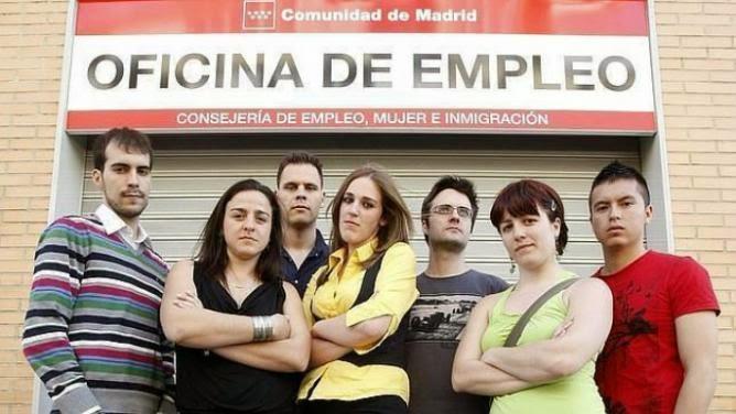 Hector maravall con parados no se sale de la crisis for Oficina de empleo comunidad de madrid