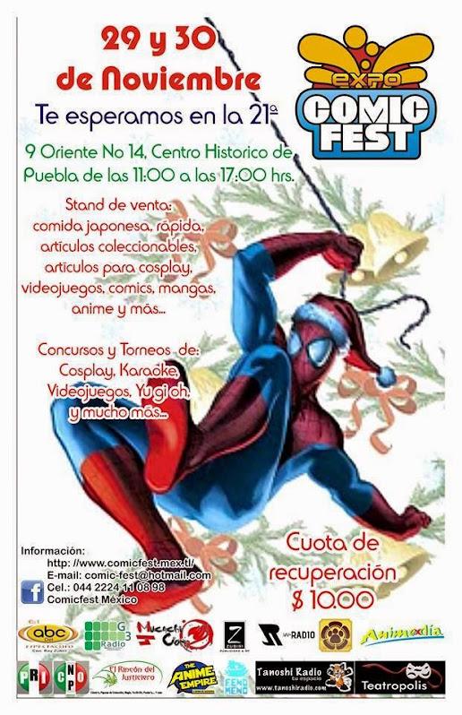 COMIC FEST 2014