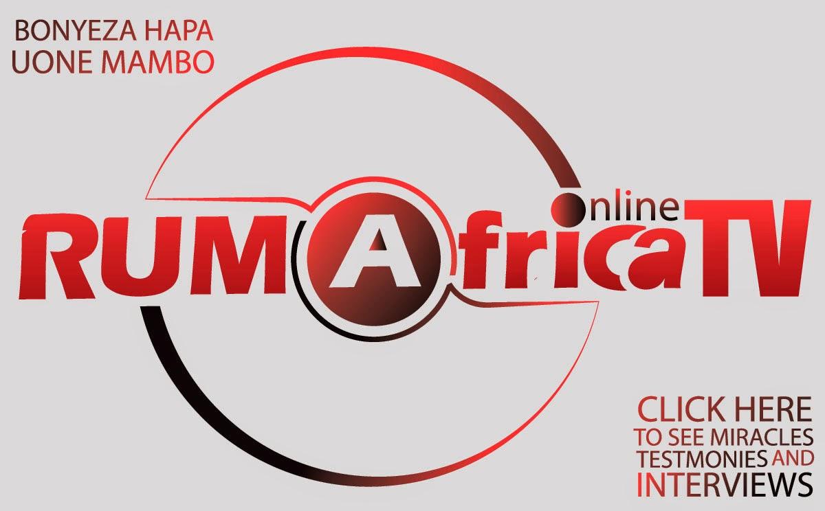 RUMAFRICA: MAHOJIANO (INTERVIEWS)