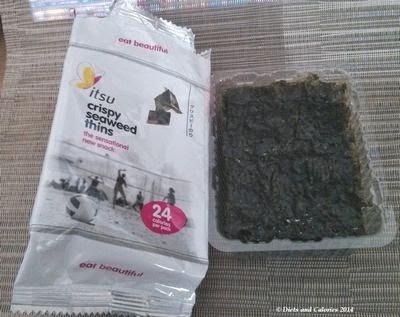 Itsu Crispy Seaweed Thins