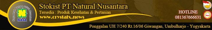 Situs Resmi Stokist PT Natural Nusantara
