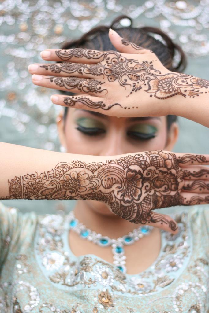 Mehndi Designs Hard : Pakistani mehndi designs wedding cakes henna tattoos