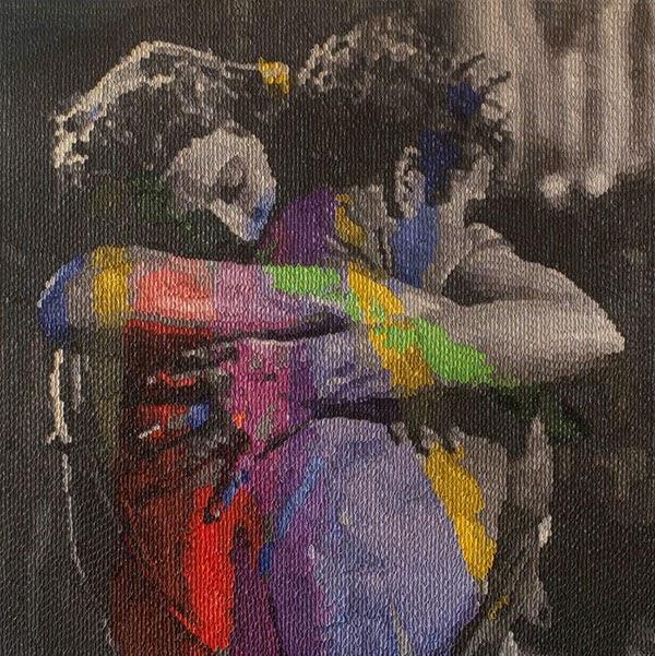 nuncalosabre.Pintura. Painting - Murat Pulat