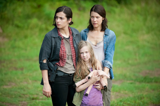 4x07 'Dead Weight' The Walking Dead