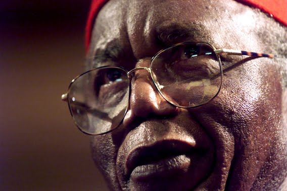 CHINUA ACHEBE DEAD AT 82, ADIEU.