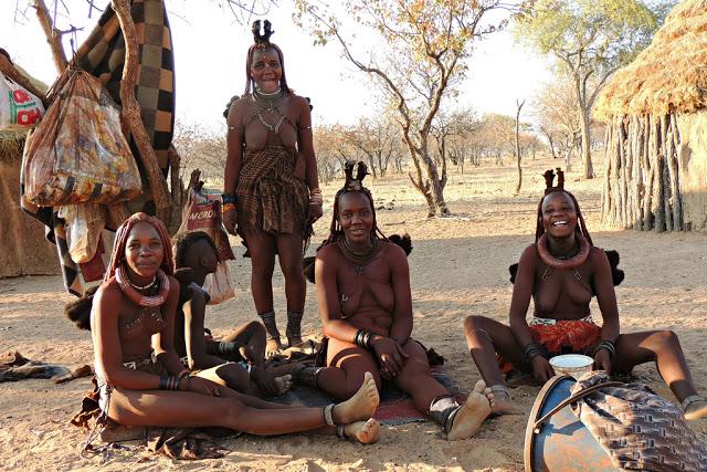 африканский интим ролик