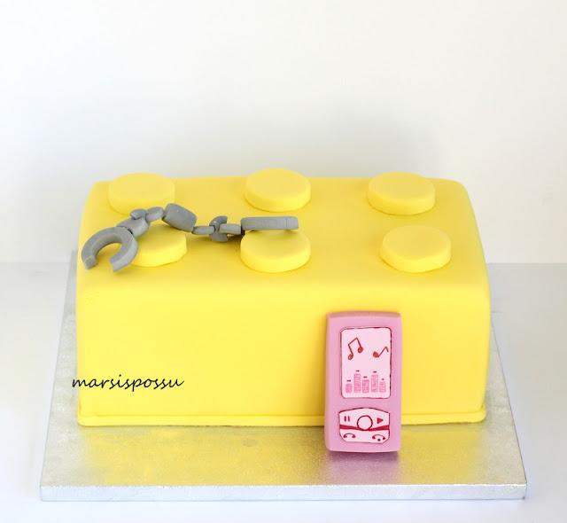 leluaiheinen kakku