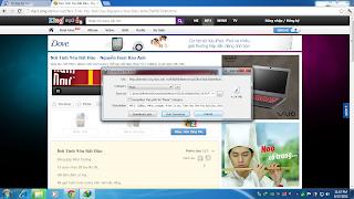 loi idm tu dong bat link download khi nghe nhac, xem phim