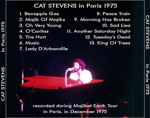 Torret Cat Stevens Arbanville