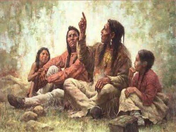 an analysis of the native storytelling Masaryk university brno faculty of education department of  english language and literature relations between english settlers and  indians.