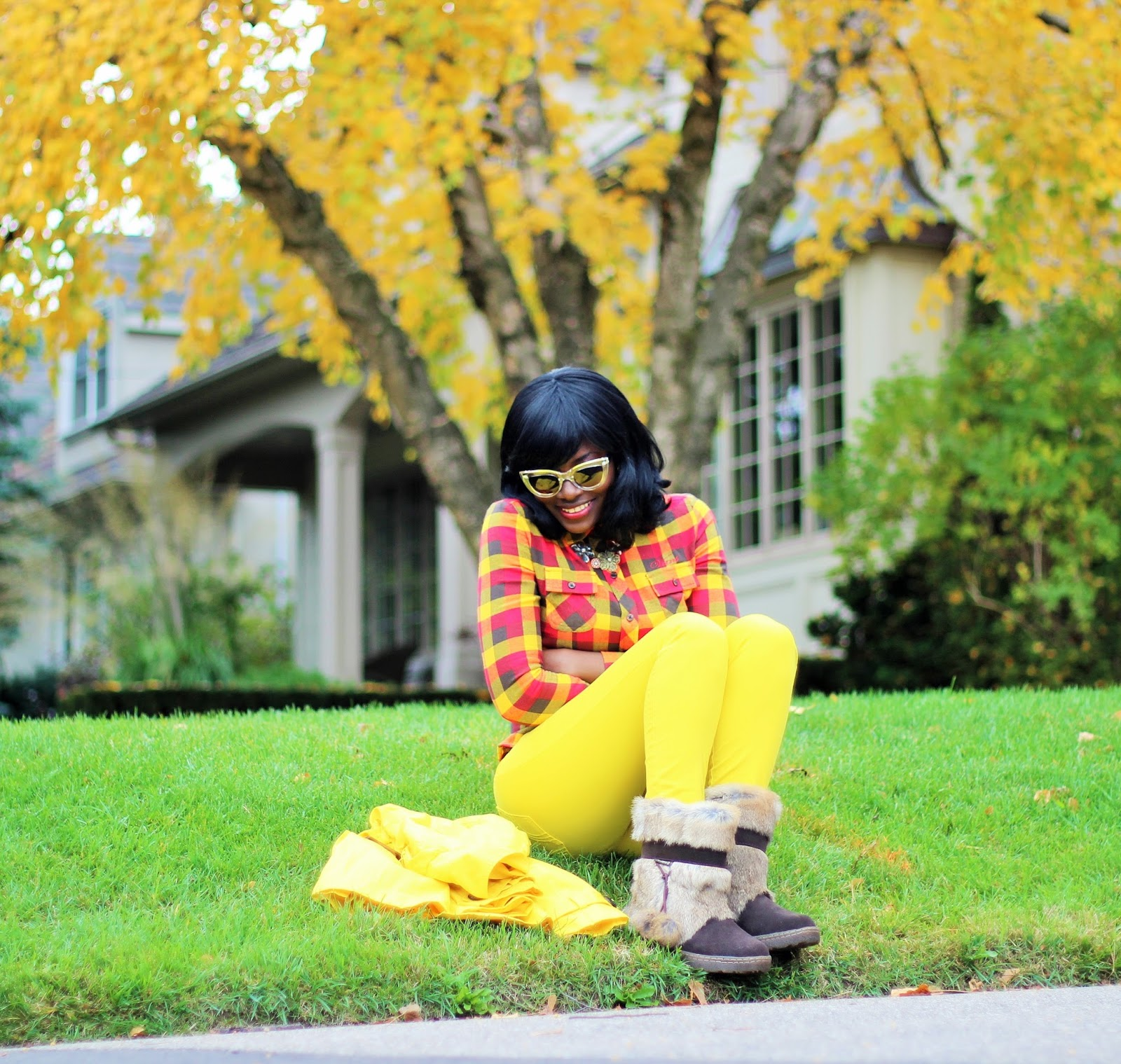 FALL BOOTS by Bearpaw