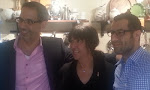 Chefs Ottolenghi and Tamimi