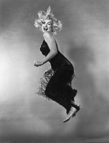 JUMP Photography by Philippe Halsman 1959