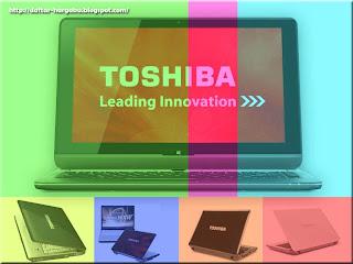 Harga dan Spesifikasi Laptop Toshiba Terbaru 2013