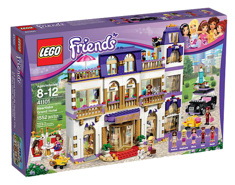 Such A Friendly Place New Elementary A Lego Blog Of Parts