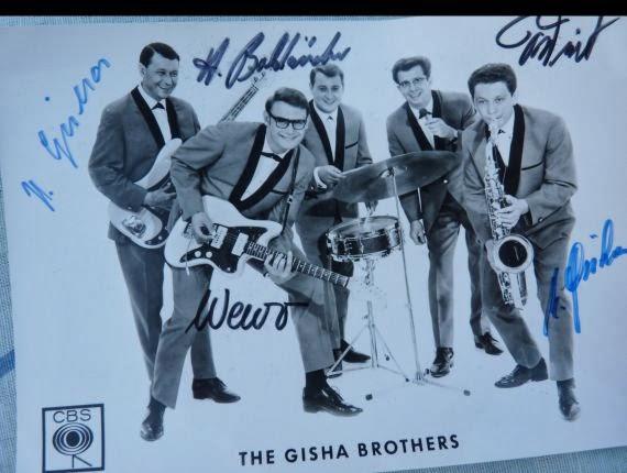 Gisha-Brothers, The - Ringelingeling