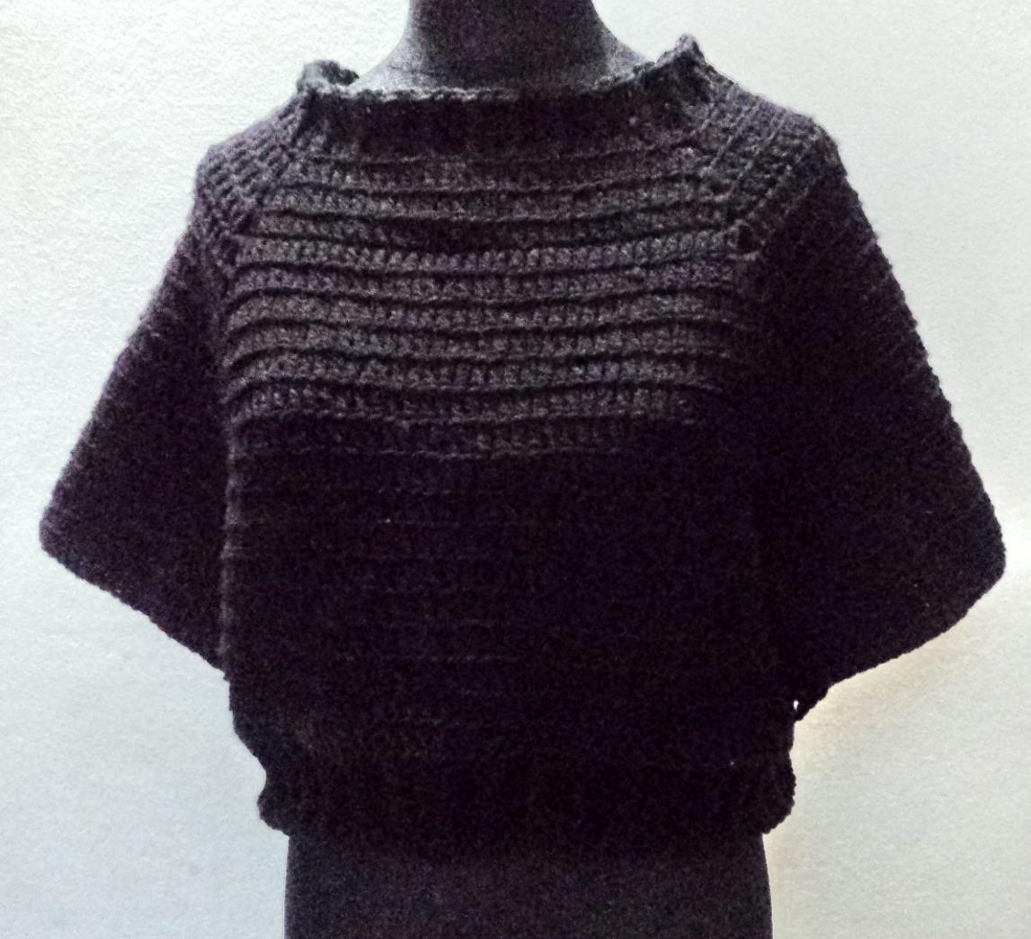 Lace, crochet and more!: T O U R V E L - Patrón Gratis/Free Pattern