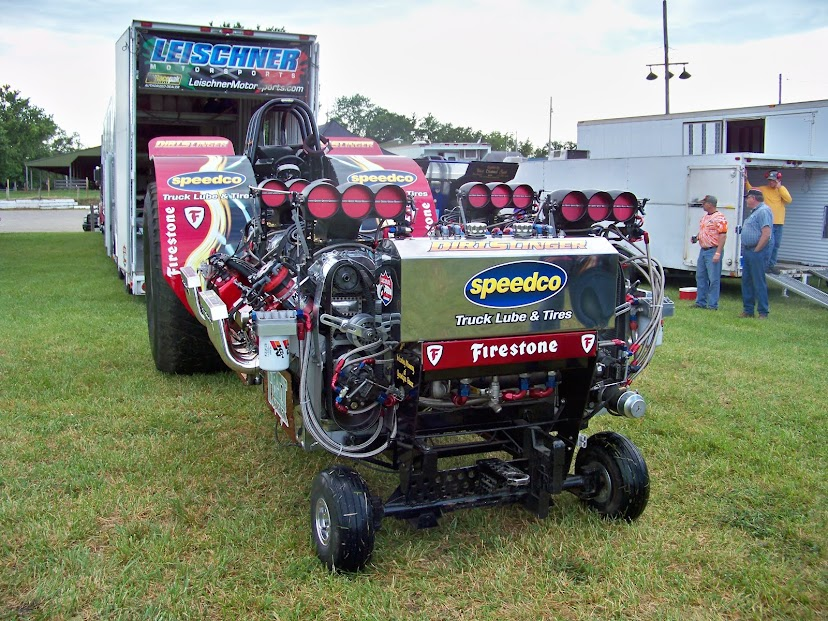 Speedco DirtSlinger Pulling Team FanPage