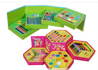 Get  Art Sets Kit For Kids Flat 81% off + Extra 20% Discount.for  ?239.00 Only Via Groupon