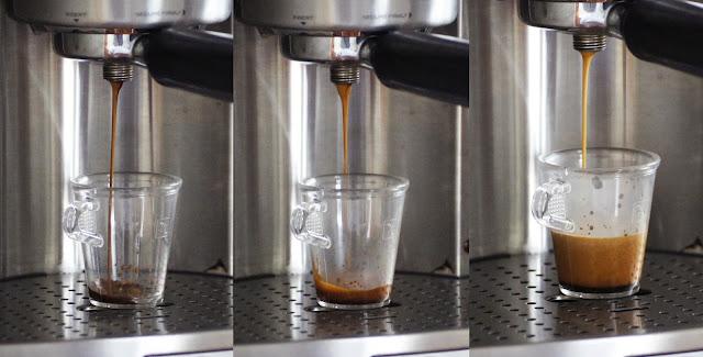 coffee extraction, coffee recipes, coffee crema, espresso coffee, drink recipes