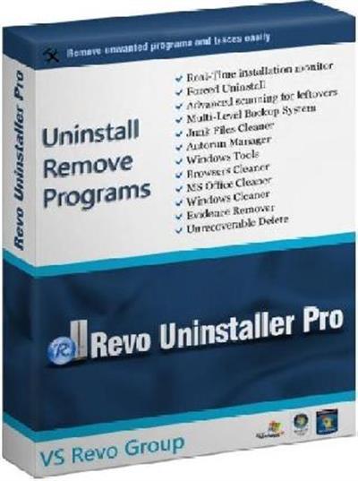 اخر اصدار من Revo Uninstaller Pro 3.0.5 لازالة البرامج من جدورها