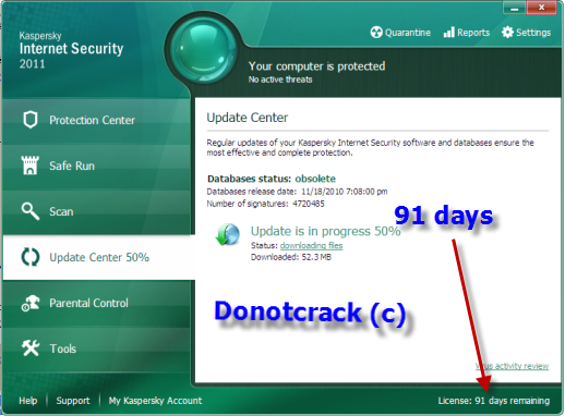 Renewal policy for kaspersky lab products