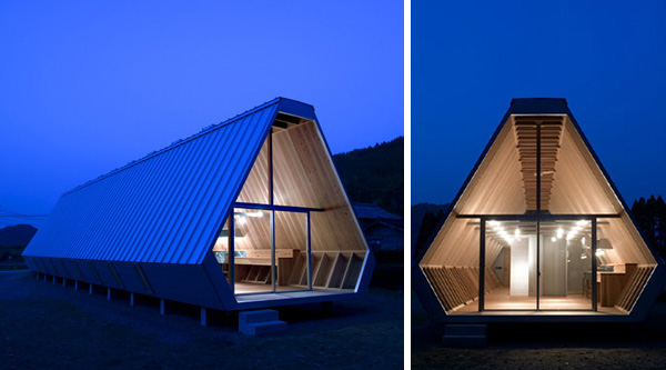 Cool Japanese Houses